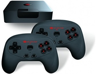 44% off GameStation Wireless Plug & Play Mini Console w/ 300 Retro Games