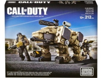 60% off Mega Bloks Call of Duty Claw Assault
