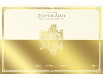 $35 off Downton Abbey: Complete Limited Edition Collector's Set
