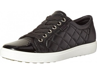 $60 off ECCO Women's Soft 7 Quilted Tie Fashion Sneakers