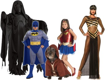 Up to 35% Off Halloween Costumes & More, 390 Choices
