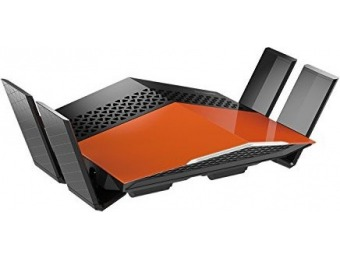 $44 off D-Link AC1750 EXO AC1900 Dual Band Wi-Fi Performance Router