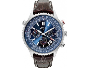 81% off ROTARY Men's Chronograph Watch