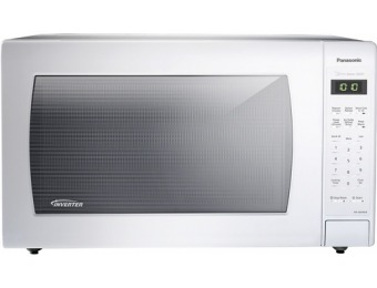 $40 off Panasonic 2.2 Cu. Ft. Family-Size Microwave