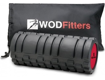 67% off WODFitters Foam Roller with Solid Core