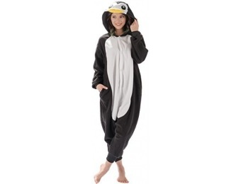 40% off Kigurumi Penguin Costume: Adult Onesie Pajamas
