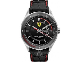 50% off Ferrari Men's Gran Premio Watch