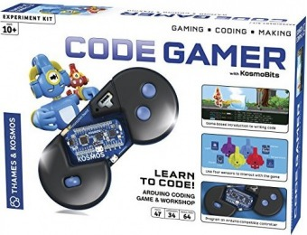 50% off Thames & Kosmos Code Gamer Coding Workshop and Game