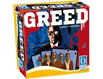 75% off Greed Board Game