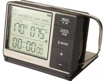66% off Cuisinart Grill Thermometer and Timer