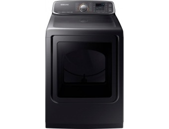 30% off Samsung DVE52M7750V 7.4 cu. ft. Electric Dryer with Steam