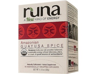 75% off Cinnamon Lemongrass Guayusa