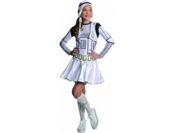 87% off Star Wars Storm Trooper Tween Costume Dress