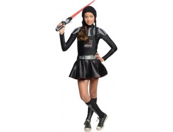 86% off Star Wars Darth Vader Tween Costume Dress