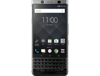 $50 off BlackBerry KEYone 4G LTE 32GB Cell Phone (Unlocked)