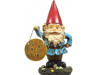 90% off TrueLiving Gnome Sweet Gnome Decor