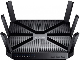 $110 off TP-Link Archer AC3200 Tri-Band Wi-Fi Router