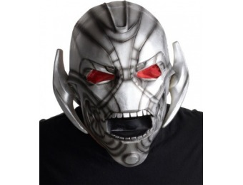 90% off Adult Ultron Avengers 2 Deluxe Latex Mask