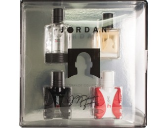 79% off Michael Jordan 4PC Coffret Set For Men