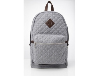 70% off Quilted Backpack