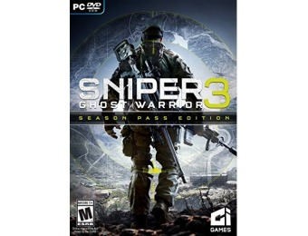 85% off Sniper Ghost Warrior 3 PC Season Pass Edition