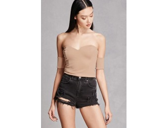 71% off Kikiriki Off-the-Shoulder Top