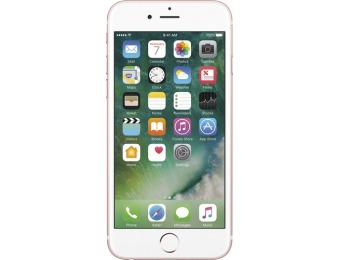 17% off Apple iPhone 6s 32GB - Rose Gold (AT&T)