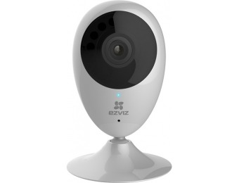 50% off EZVIZ Mini O Indoor 720p Wi-Fi Network Surveillance Camera