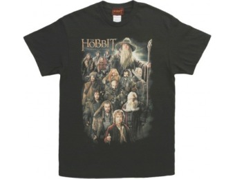 85% off The Hobbit Somber Company T-Shirt