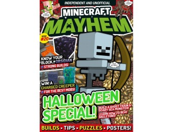 92% off Minecraft Mayhem (Digital)