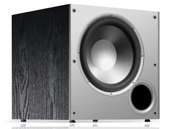 "72% off Polk Audio PSW Series PSW10 10"" Powered Subwoofer"