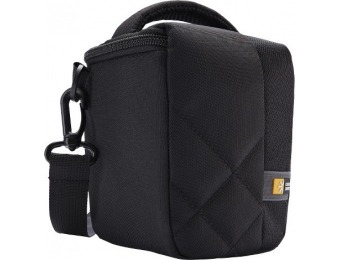 79% off Case Logic Camera Bag with Adjustable Shoulder Strap