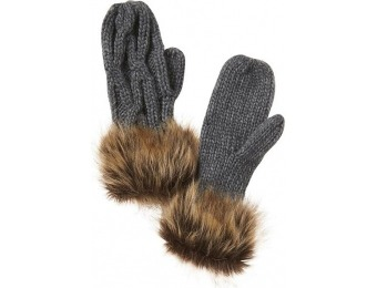 76% off Athleta Womens Faux Fur Mitts By Vincent PradierÂ