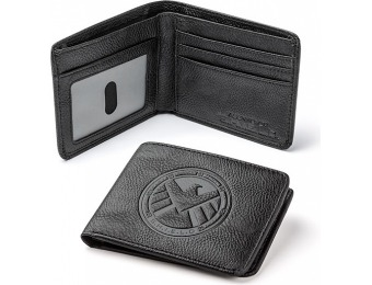 65% off Marvel's Agents of S.H.I.E.L.D. RFID Blocking Wallet