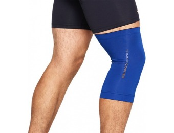 75% off Men's Contoured Compression Knee Sleeve