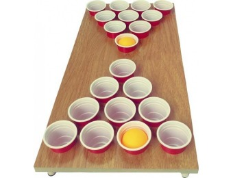 65% off Grand Star Collapsible Beer Pong Game