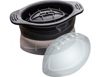 62% off Grand Star Football Ice Molds (Set of 2)