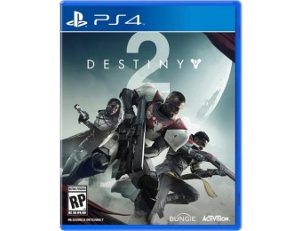 $10 off Destiny 2 PlayStation 4