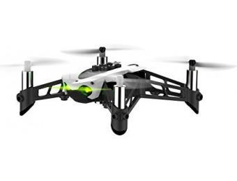 $10 off Parrot Minidrone Mambo w/ Cannon and Grabber Refurbished