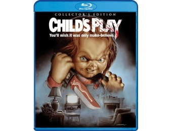 39% off Child's Play Collector's Edition Blu-ray