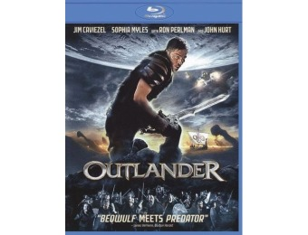 67% off Outlander Blu-ray