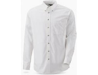 77% off Men's Button-down Shirt, 3 Pack, White