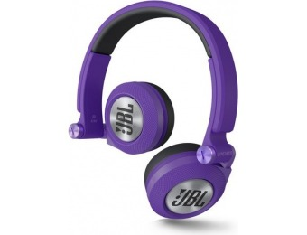 76% off JBL Synchros E30 Headphones (Recertified)
