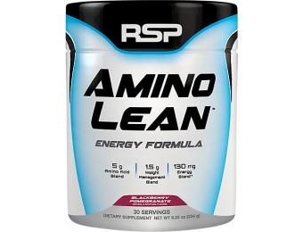 60% off Aminolean Energy Fitness Supplement
