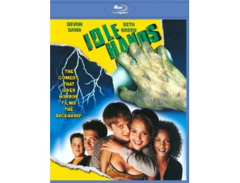 67% off Idle Hands Blu-ray