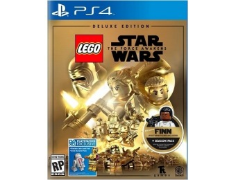 73% off Lego Star Wars Force Awakens Deluxe PS4