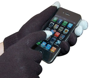 $13 off Smart Touch Gloves for iPhone & Smartphones