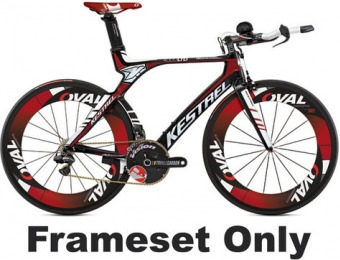 72% off 2011 Kestrel 4000 Pro LTD Triathlon Frameset