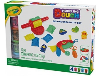 51% off Crayola Modeling Dough Deluxe Creativity Set
