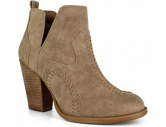 $50 off Daisy Fuentes Womens Waverly Ankle Boots